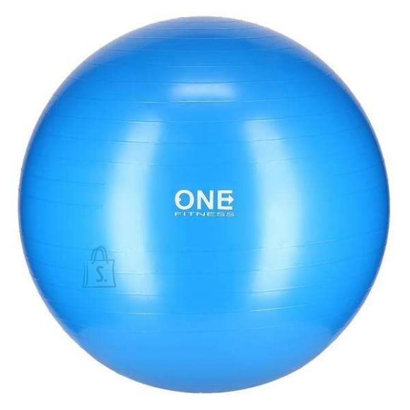 Gym Ball One Fitness 10 Blue - 55 cm