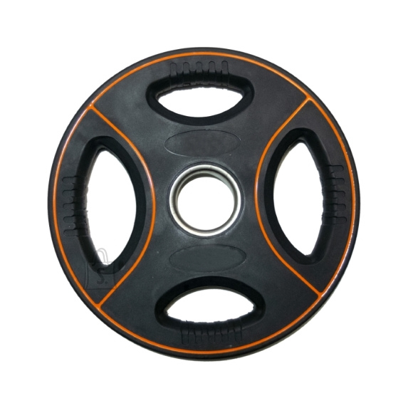 Spartan Rubber-Coated Weight Plate Spartan TPU 15 kg