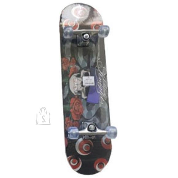 Spartan Skateboard Spartan Super Board - Black Knight