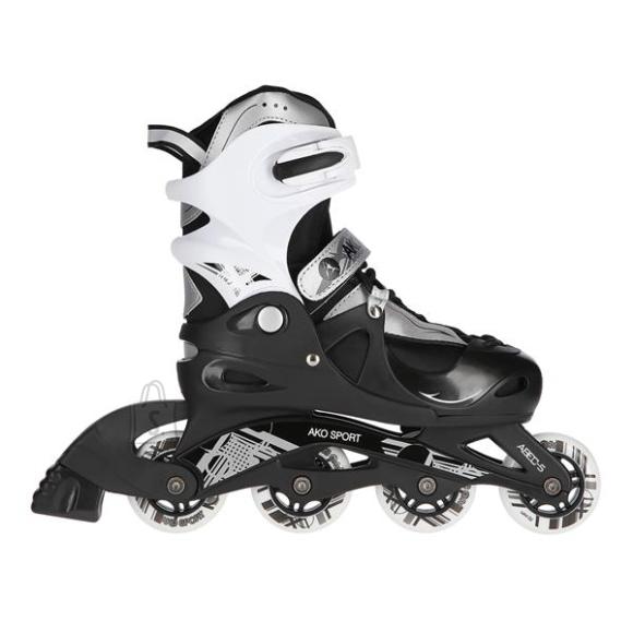 In-Line Skates Ako Sport RD03 Black, Size 30-33
