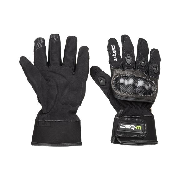 W-Tec Moto Gloves W-TEC Beestle NF-4138 - Black L
