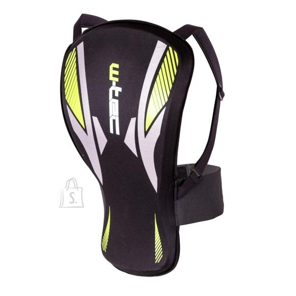 W-Tec Spine Protector W-TEC Warny - Black M