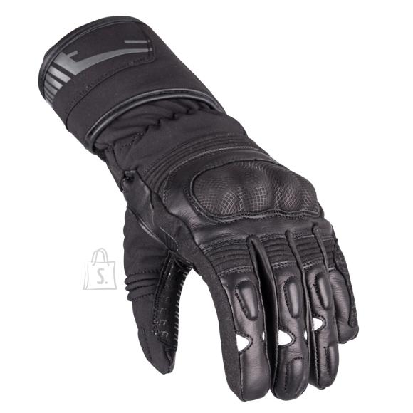 W-Tec Motorcycle Gloves W-TEC Eicman - Black XXL