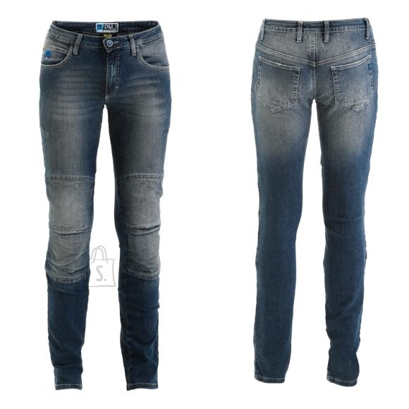 Women???s Moto Jeans PMJ Florida MID CE - Blue 34