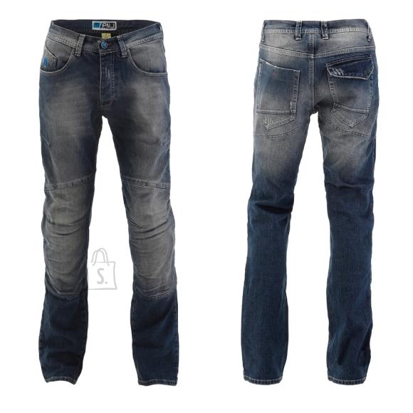 Men???s Moto Jeans PMJ Vegas MID - Blue 38