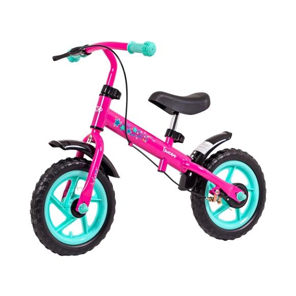 Worker Balance Bike WORKER Toucan -  Pink