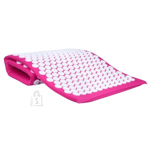 inSPORTline Massage Mat inSPORTline AKU-1000 125x50cm -  Pink