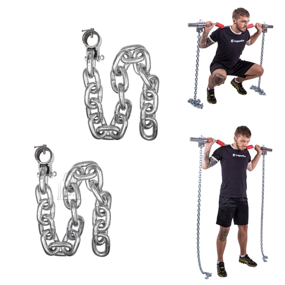 inSPORTline Weight Lifting Chains inSPORTline Chainbos 2x30kg