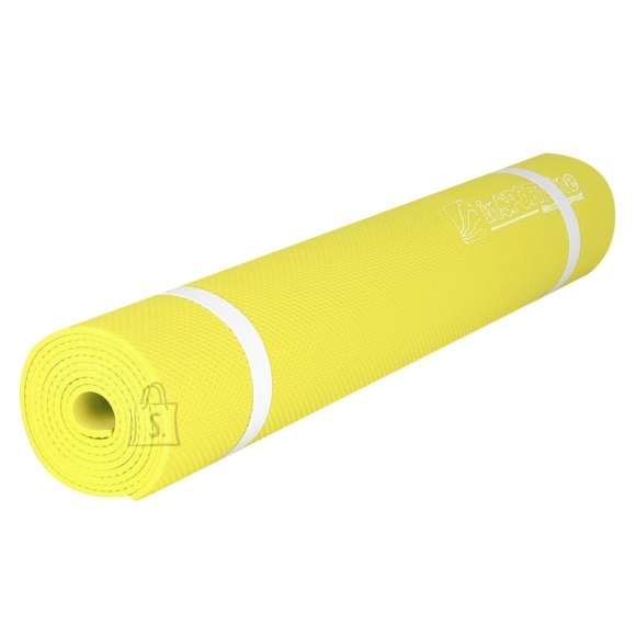 inSPORTline Exercise Mat inSPORTline EVA 173 x 60 cm - Yellow