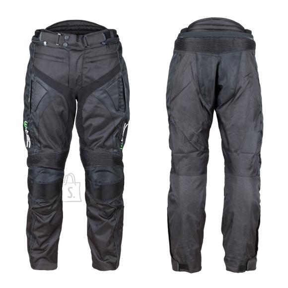 W-Tec Motorcycle Pants W-TEC Anubis NEW - Black L