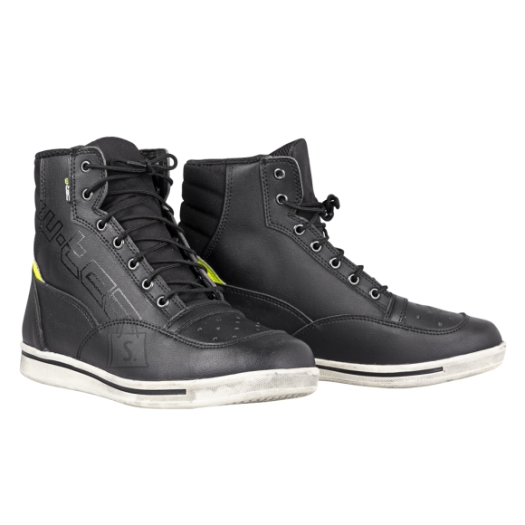 W-Tec Motorcycle Shoes W-Tec Culabus - Black-Grey 44
