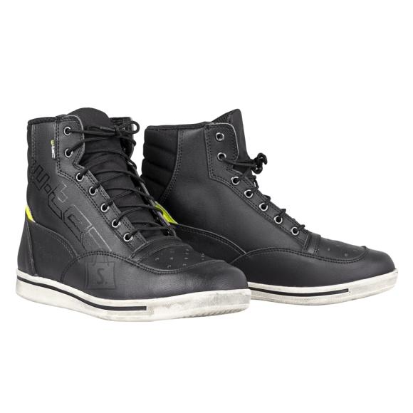 W-Tec Motorcycle Shoes W-Tec Culabus - Black-Grey 45