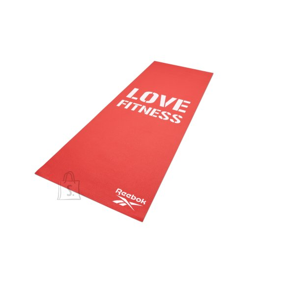 Reebok Fitness Mat Reebok Red Love