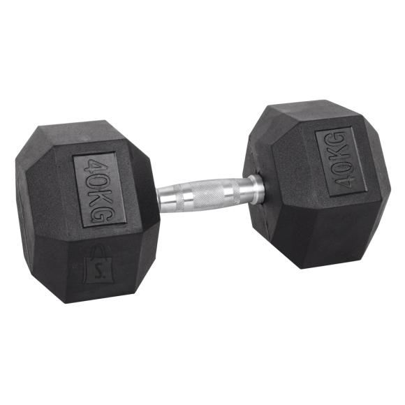 inSPORTline Hex Dumbbell inSPORTline Hexsteel 40 kg