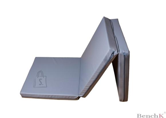 Foldable Gymnastic Mattress BenchK Gray