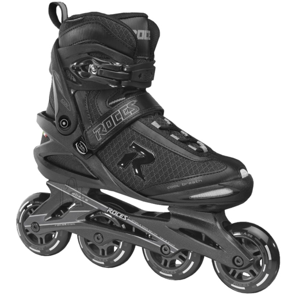 Roller Skates Roces Icon, Black 400821 03 - 43