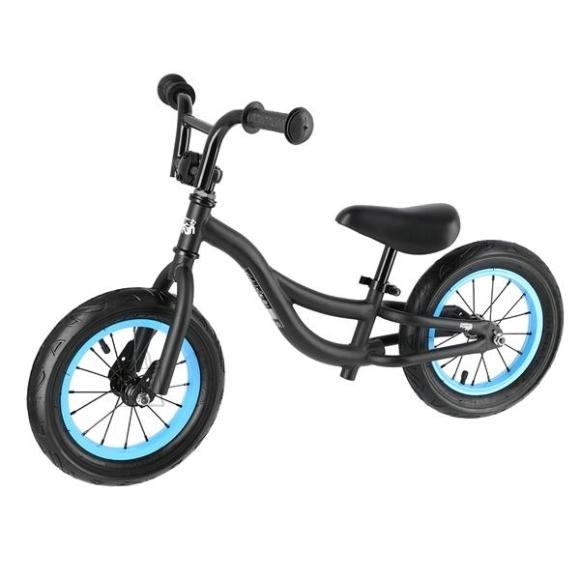 Balance Bike Nils Fun RB202 12', Black