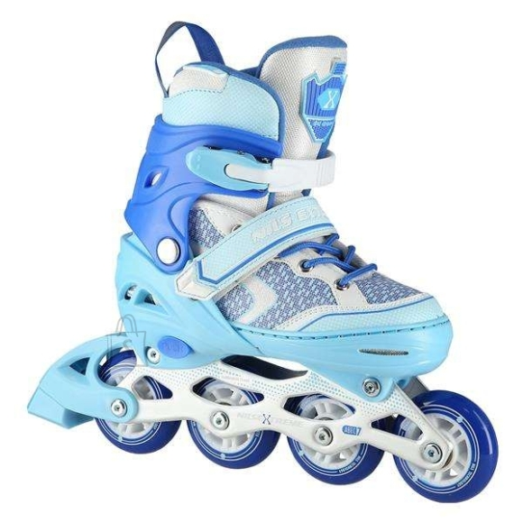 Nils Extreme In-Line Skates Nils Extreme NA14198 Blue-Navy Blue - PU80 mm/82A (L 39-42)