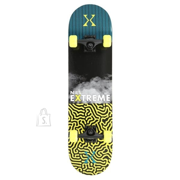 Nils Extreme Skateboard Nils Extreme Brain