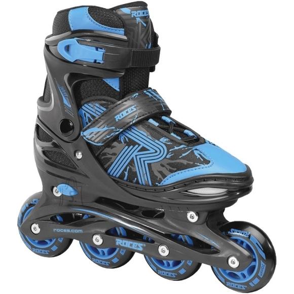 Inline Skates Roces Jokey 3.0 Boy, Black-Blue - 30-33