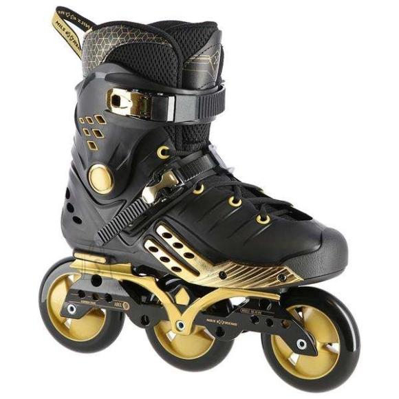 Nils Extreme Slalom In-Line Skates Nils Extreme NA20006 Black-Gold - 37