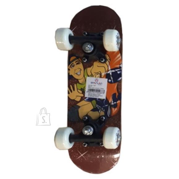 Spartan Skateboard Spartan Mini Board - Skateboy Brown