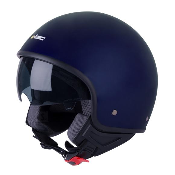 W-Tec Scooter Helmet W-TEC FS-710 - Navy Blue XS (53-54)