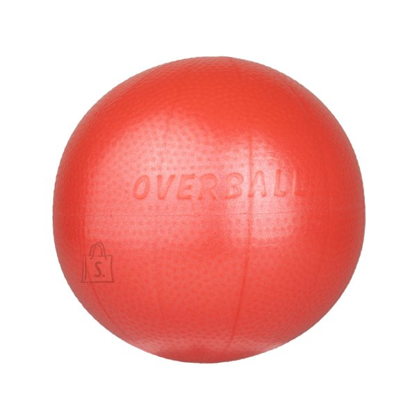 Rehabilitation Ball Yate Overball Red, 23cm
