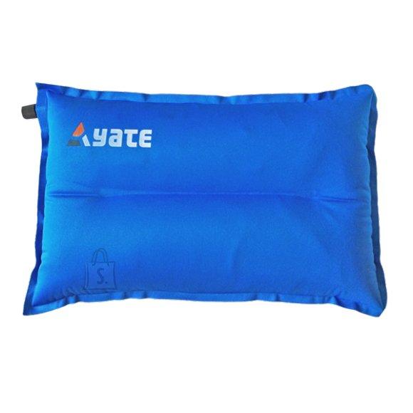 Self-inflating Pillow Yate, L-shaped, 43x26x9 cm - Blue