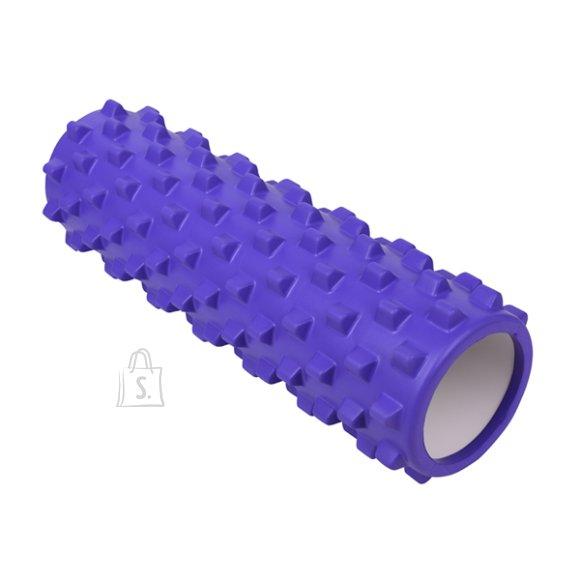 Massage Roller Yate - 45x15 cm, purple