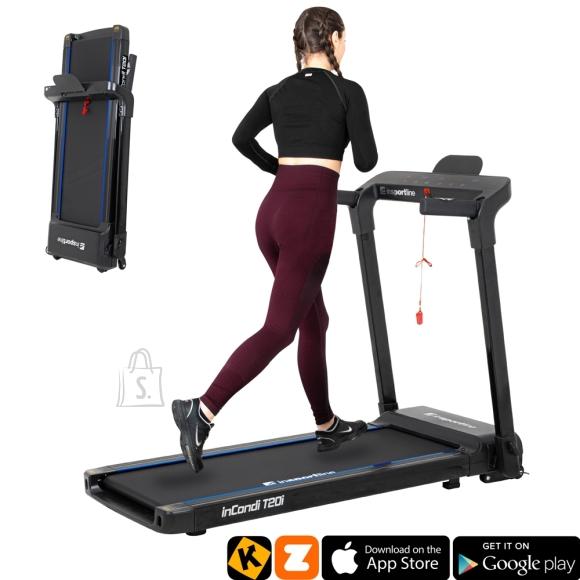 inSPORTline Treadmill inSPORTline inCondi T20i