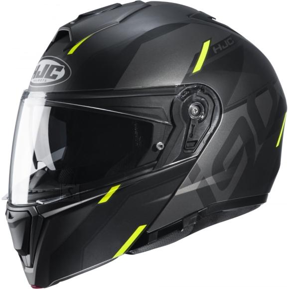 Flip-Up Motorcycle Helmet HJC i90 Aventa MC4HSF P/J - M (57-58)