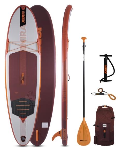 Jobe Inflatable Paddle Board Package Jobe Mira 10.0