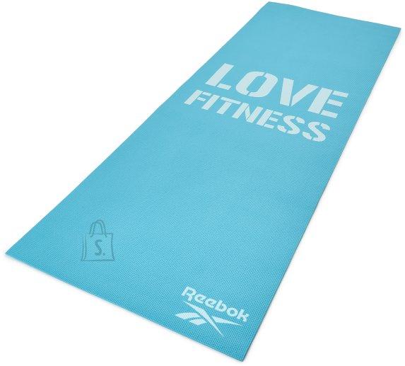 Reebok Fitness Mat Reebok Blue Love
