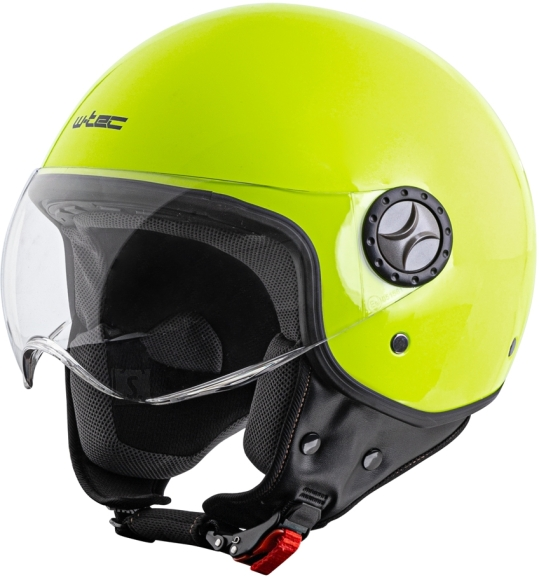 W-Tec Scooter Helmet W-TEC FS-701FY Fluo Yellow - Fluo Green S(55-56)