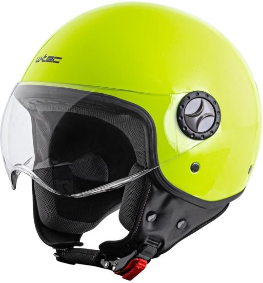 W-Tec Scooter Helmet W-TEC FS-701FY Fluo Yellow - Fluo Green XL (61-62)
