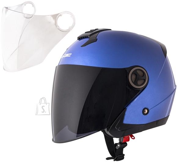 W-Tec Motorcycle Helmet W-TEC Yonkerz - M (57-58)