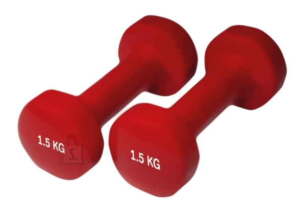 Neoprene Dumbbells Yate - 2x1,5 kg