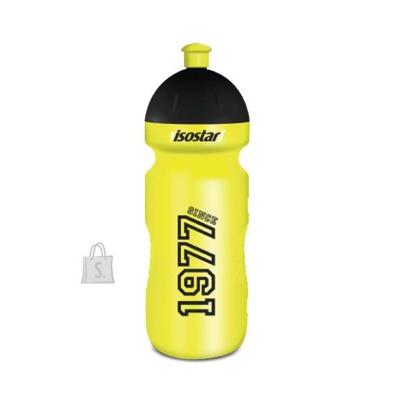 Isostar kollane joogipudel 650 ml 40Y