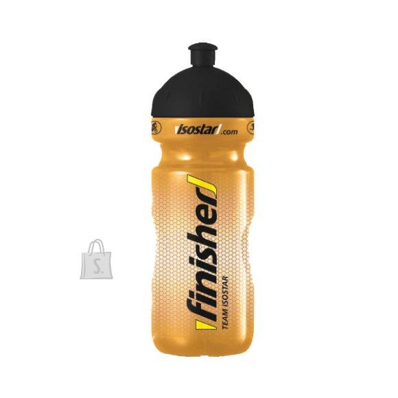 Isostar kuldne joogipudel Finisher 650 ml