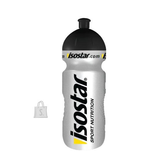 Isostar hõbedane joogipudel 650 ml