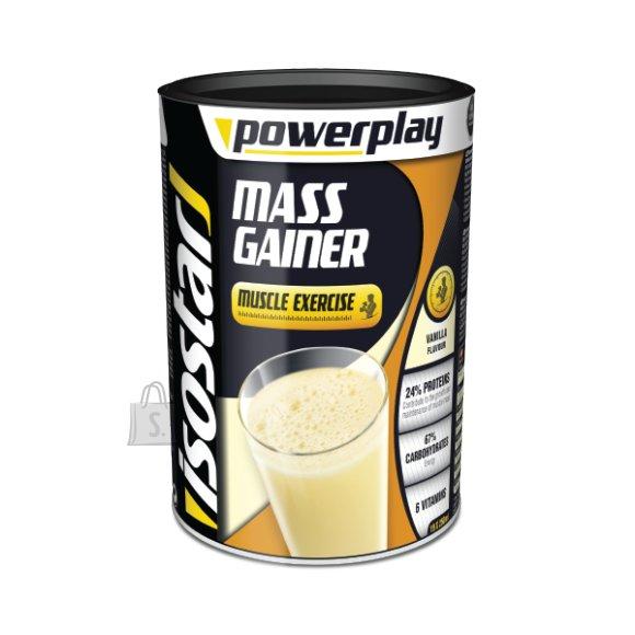 Isostar Mass Gainer vaniljemaitseline joogipulber 950g