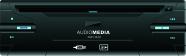 Audiomedia auto multimeedia ja DVD-mängija