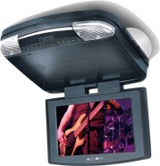 """Audiomedia auto laemonitor integreeritud DVD-mängijaga 8"""""""