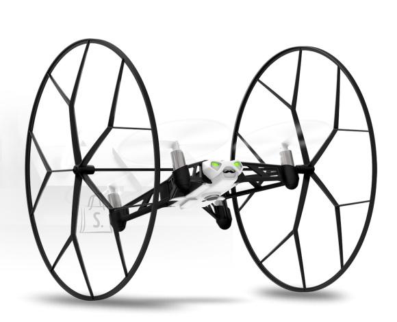 Parrot raadioteel juhtitav minidroon Rolling Spider