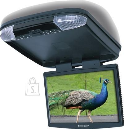 """Audiomedia auto laemonitor integreeritud DVD-mängijaga 15,4"""""""