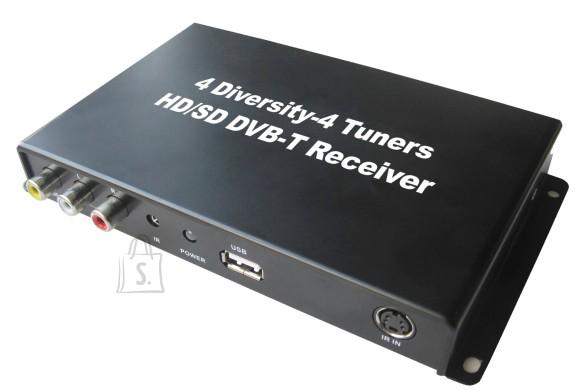 Audiomedia auto digiboks DT40HD