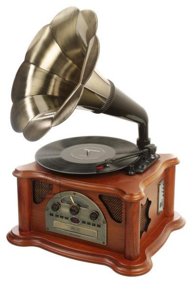 Ricatech RMC350 5in1 muusikakeskus pasunaga