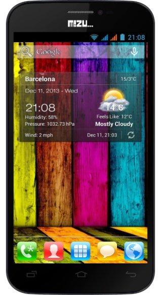 Navon Mizu M500 mobiiltelefon