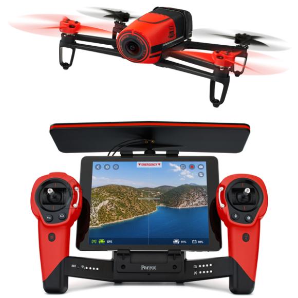 Parrot Bebop droon + Skycontroller pult